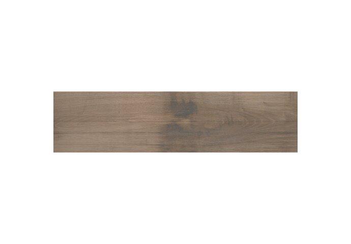 Houtlooktegel Js Stone Torvi 25x100 cm Chestnut (doosinhoud 1.25 m2)