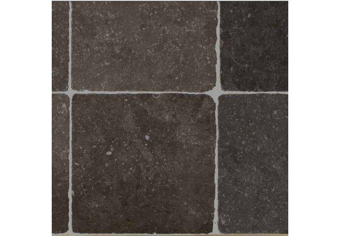 Vloertegel Milestone Grey Dark 20x20cm Porselein Gerectificeerd (Doosinhoud 1 m2)