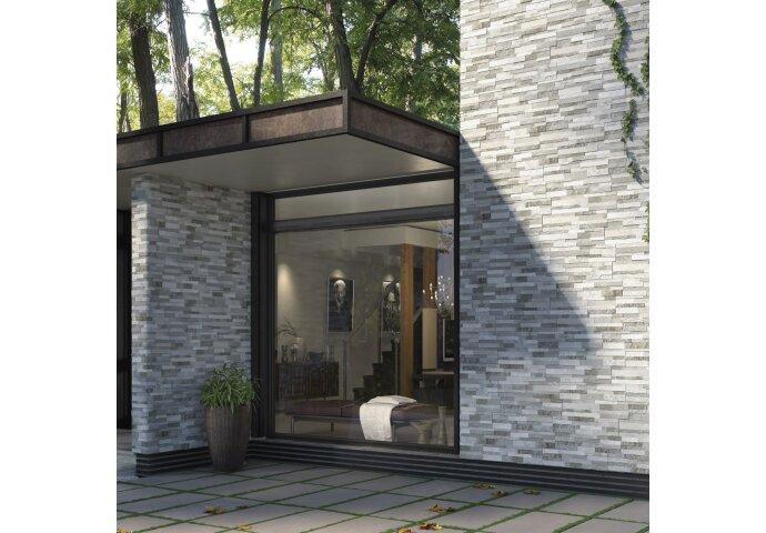 Wandtegel Rondine J86619 Cubic Grey 15x61 cm (doosinhoud 1.02 m2)