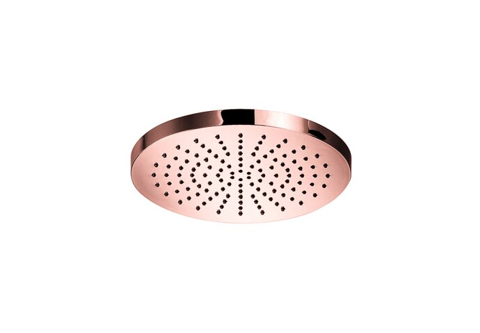 Hoofddouche Hotbath Mate Opbouw 20 cm Roze Goud