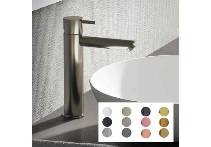 Wastafelkraan Hotbath Cobber MS Mengkraan Zonder Waste (Verkrijgbaar in 12 kleuren)