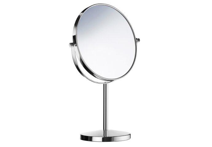 Vergrotingsspiegel Smedbo Vrijstaand 17 cm Tweezijdig Chroom