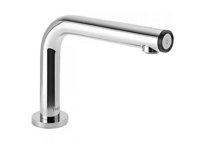 Elektronische kraan TOUCH-TRES 182mm met 1 wateruitgang (Keukenkraan)