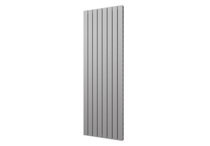Designradiator Plieger Cavallino Retto Dubbel 1549 Watt Middenaansluiting 180x60,2 cm Aluminium