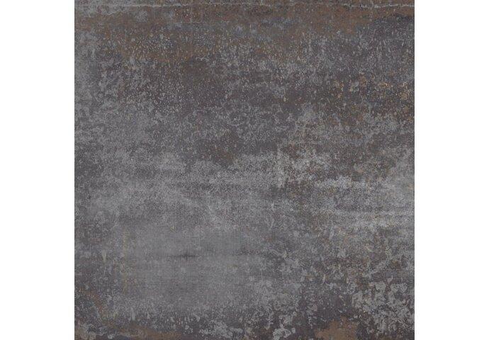 Vloertegel Flatiron Black 60x60 cm Mat Zwart (doosinhoud 1.49 m2)