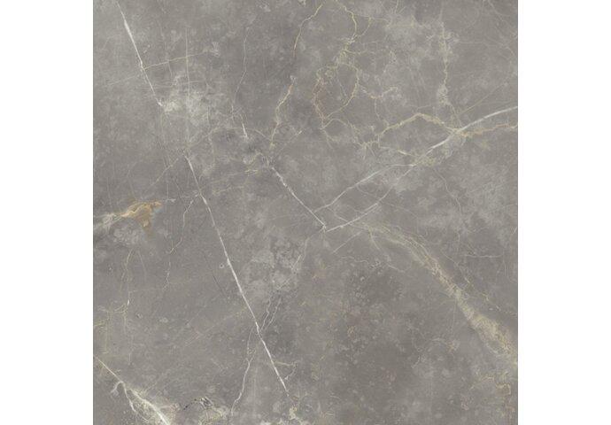 Vtwonen Vloer en Wandtegel Classic Glans Grijs 75x75 cm (Doosinhoud 1.12 m2)
