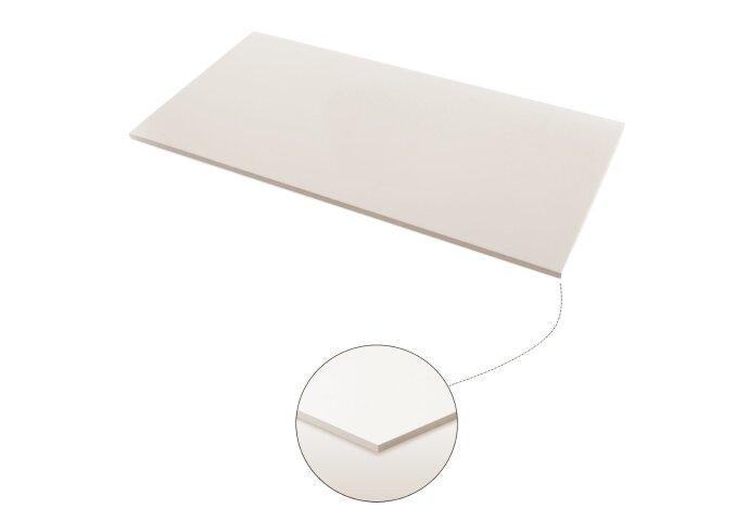 Wandtegels 30x60cm gerectificeerd glans wit (p/m2)