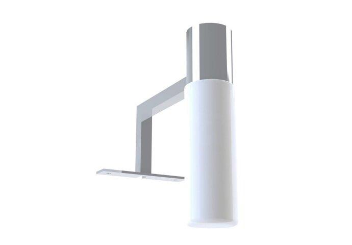 LED Spiegellamp Sofia 10,4cm 2,5W 4100K Glanzend Chroom