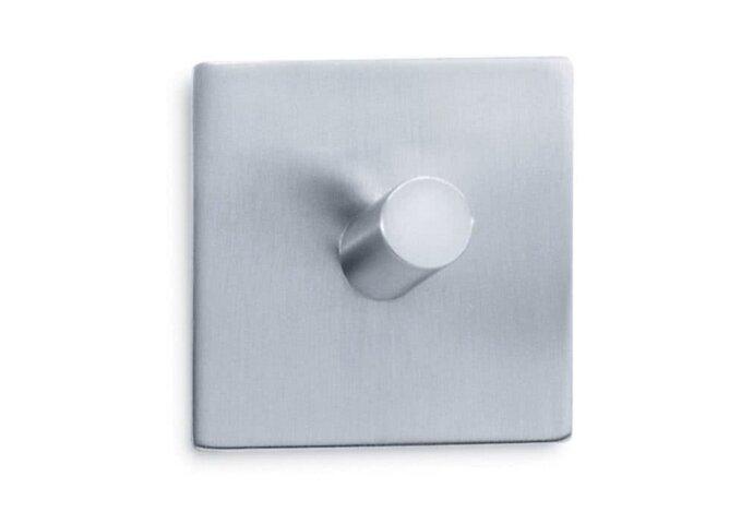 Handdoekhaak Vierkant Zelfklevend Zack DUPLO 5x5 cm