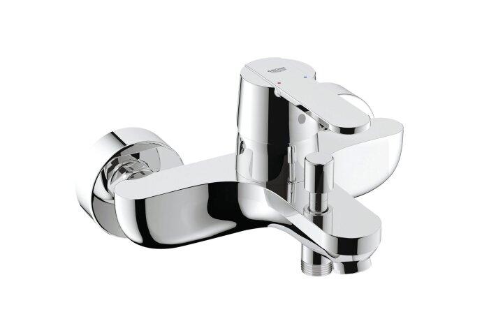 Grohe Get eengreeps badmengkraan met omstel chroom 32887000 (Kranen overige)