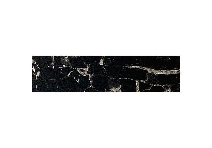 Vtwonen Classic Vloertegel Portoro Black Mat Natuursteen 7,3x30 cm (doosinhoud: 0,65 m2)