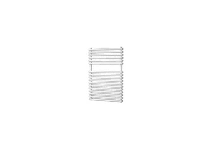 Designradiator Florion Nxt Dubbel 72,2 x 50 cm 505 Watt Zilver Metallic