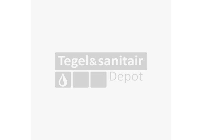 WastafelKraan Nexxt Ghibli met waste Chroom | Tegeldepot.nl