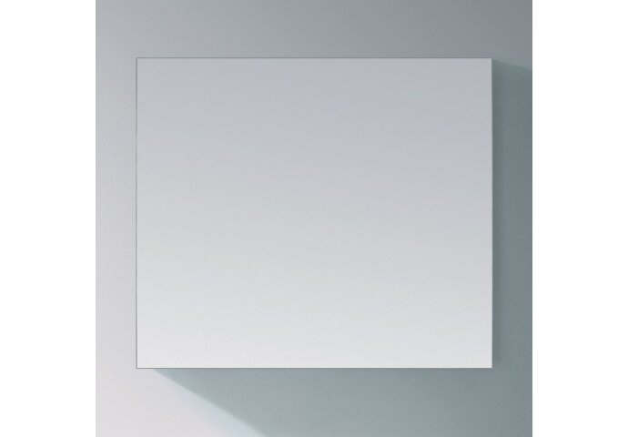 Spiegel Alu 80 (80x70cm)