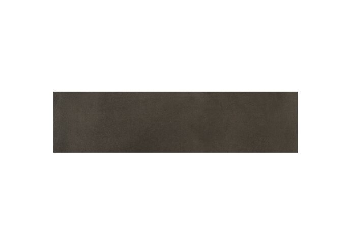 Vloertegel Cristacer Piemonte Graphite 22x90 cm (Doosinhoud 1.00M²)