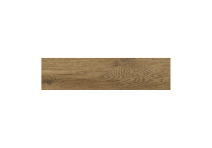 Wandtegel Visgraat Jabo Wald 15x60 cm Brown (Doosinhoud: 1,26 m2)
