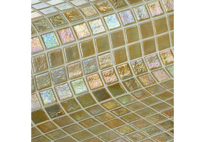 Mozaiek Ezarri Iris Arena 2,5 2,5x2,5 cm (Doosinhoud 2 m²)