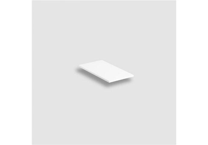 Clou Hammock Frame Inleg Planchet Mat Wit Aluite 26.8cm
