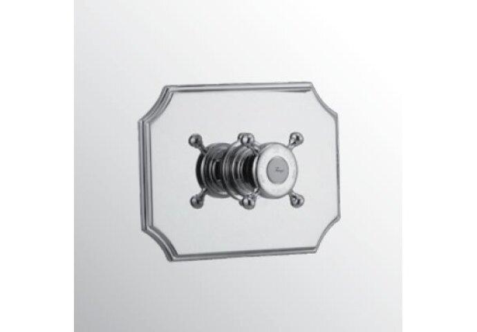 Huber Victorian inbouw thermostaatkraan Goud 255.51H.AG
