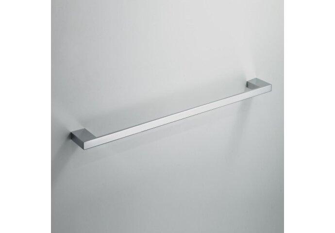 Eris enkele handdoekrek 60cm chroom (Accessoires)