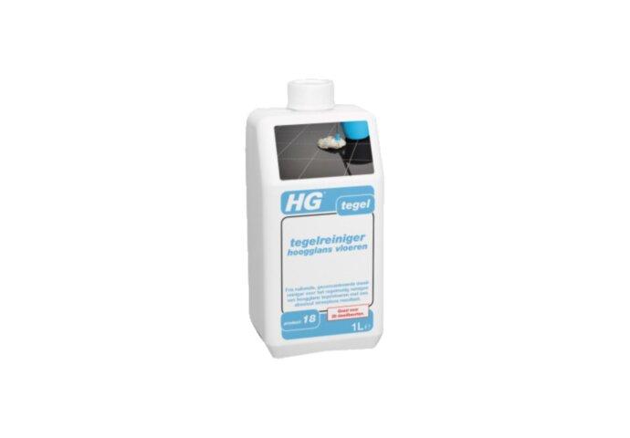 HG Hoogglans Vloeren Tegelreiniger (1 Liter)