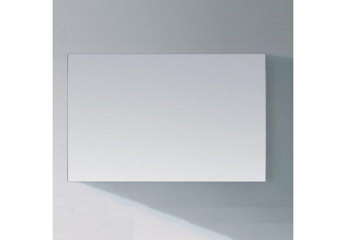 Spiegel Alu 100 (99x70x2,5cm)