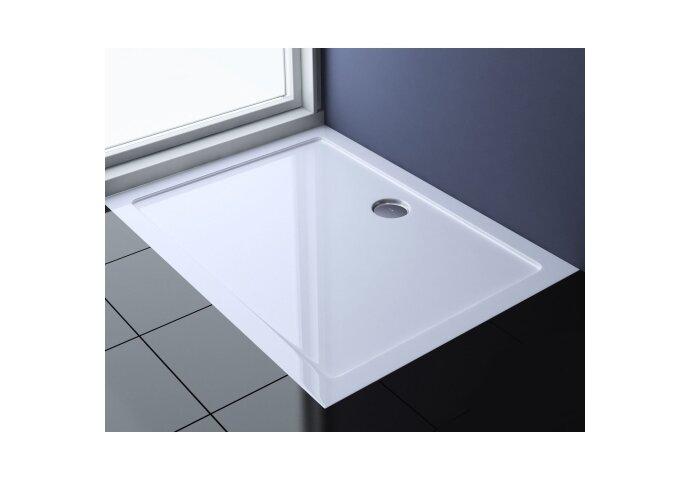 Douchebak Best Design Dona laag model rechthoek 120x90x4cm | Tegeldepot.nl