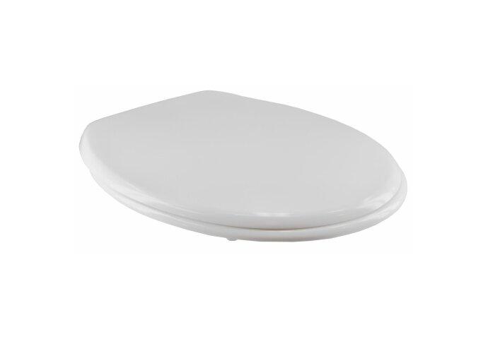 Universele toiletzitting RVS met softclose & quickrelease | Tegeldepot.nl