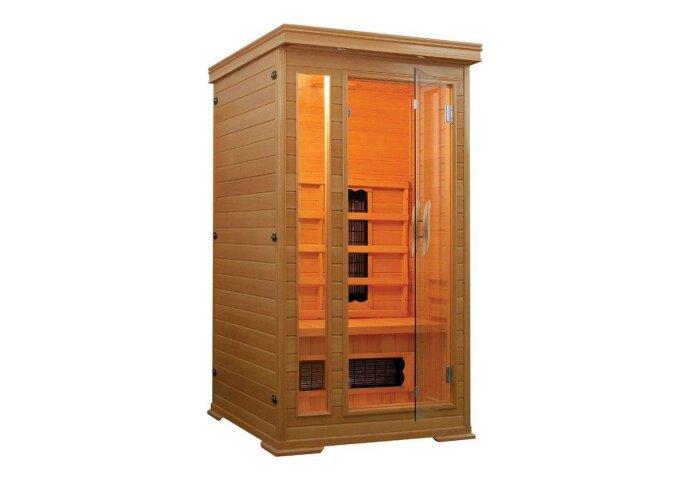 Infrarood Sauna Punto 90x90 cm 1 Persoons