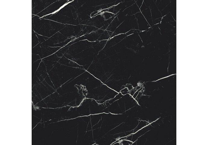Vtwonen Vloer en Wandtegel Classic Glans Black 75x75 cm (Doosinhoud 1.12 m2)