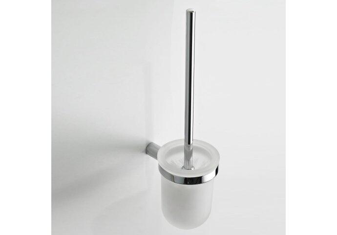 Ida toiletborstelhouder chroom