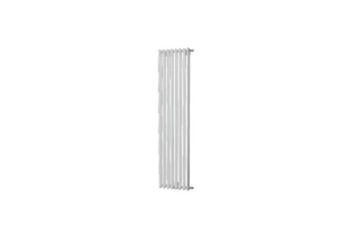 Designradiator Plieger Antika 875 Watt Midden- of Zijaansluiting 180x30 cm Wit