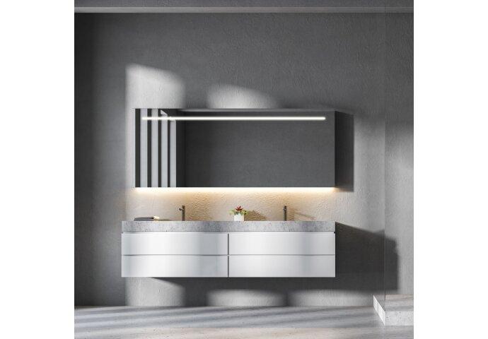 Badkamerspiegel Martens Design Ibiza met Verlichting en Verwarming