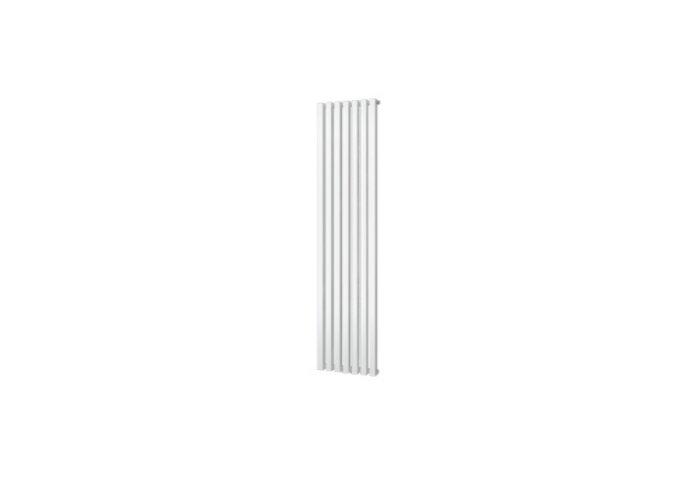 Designradiator Plieger Siena Enkele Variant 766 Watt Middenaansluiting 180x31,8 cm Wit