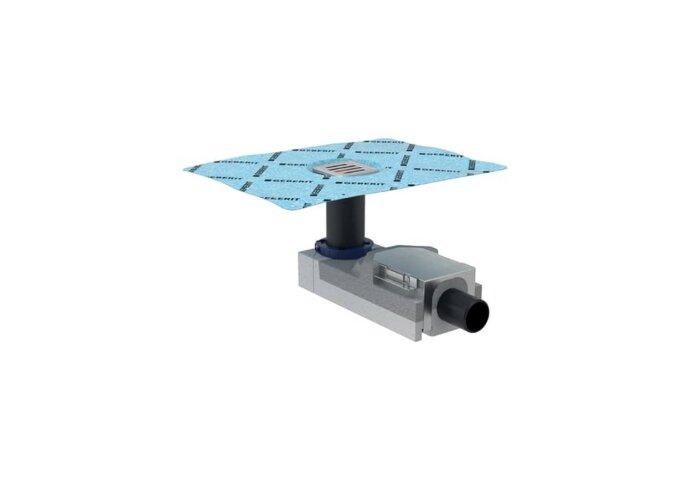 Geberit Ruwbouwset vloerput inb.hgt9-20cm.waterslot 50mm. 154050001
