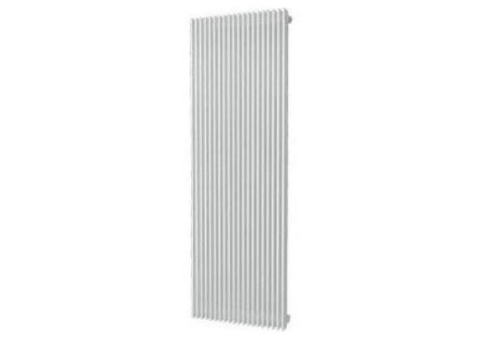 Handdoekradiator Aika Retta 1800 x 595 mm Zilver Metallic