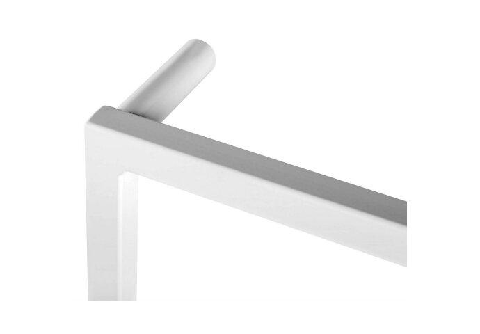 Handdoekrek Sapho SKA Industrial Hangend 115.4x60 cm Mat Wit
