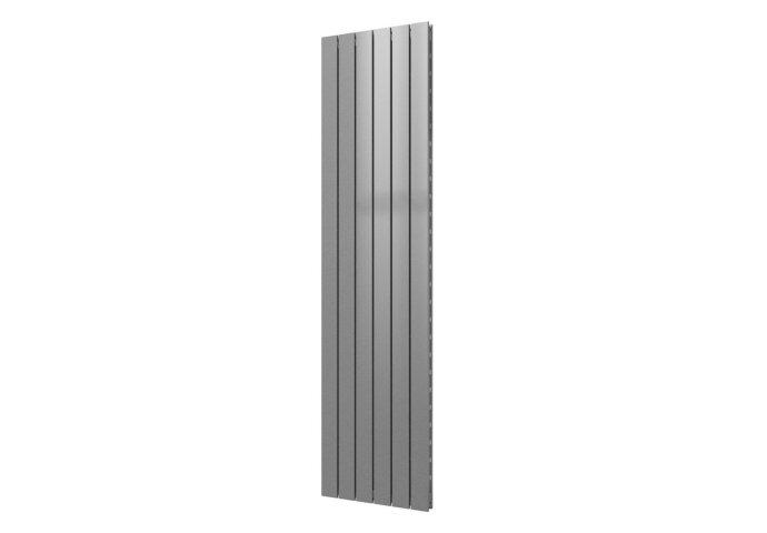 Designradiator Plieger Cavallino Retto Dubbel 1162 Watt Middenaansluiting 180x45 cm Aluminium