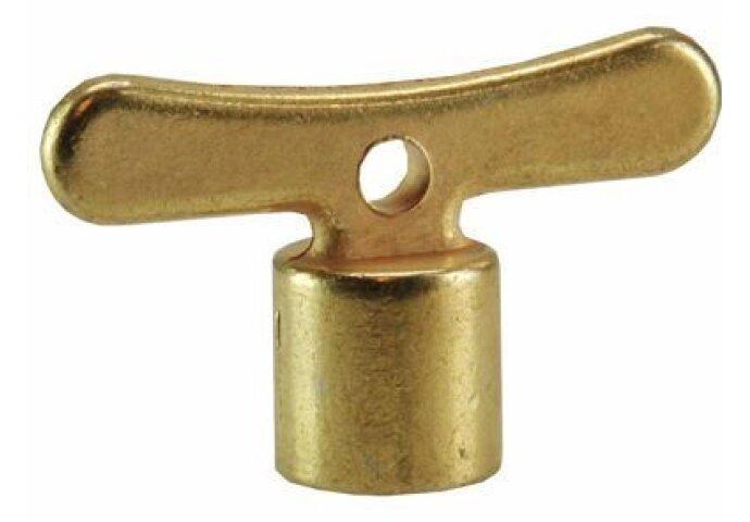 Sleutels voor 1/2 tapkranen messing
