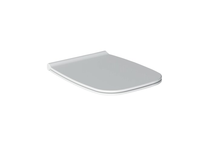 Toiletzitting Salenzi Nur Soft-Close Quick Release Mat Wit