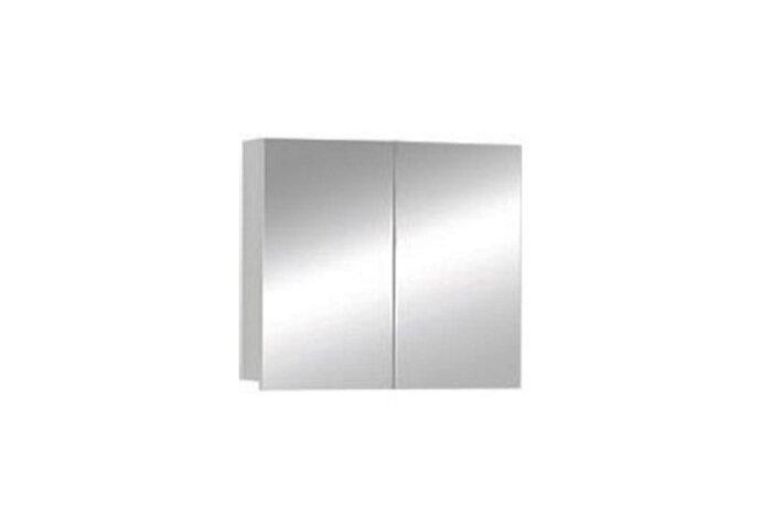 Spiegelkast Boss & Wessing Sally 80 cm Aluminium