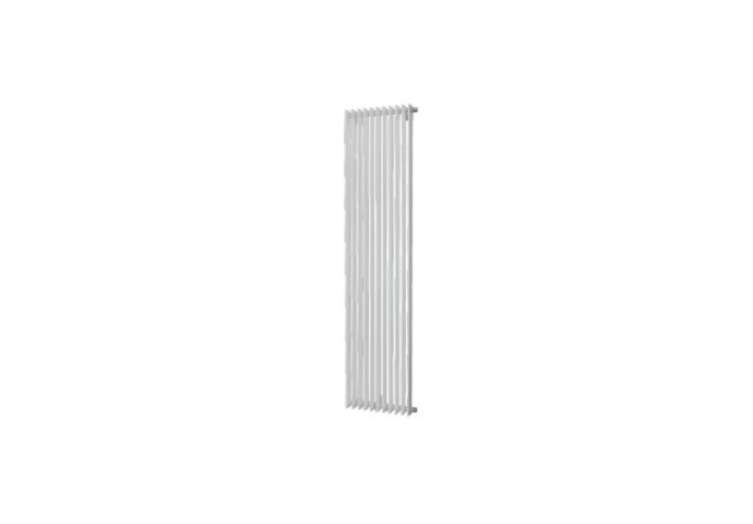 Designradiator Plieger Antika 1215 Watt Midden- of Zijaansluiting 180x40 cm Wit