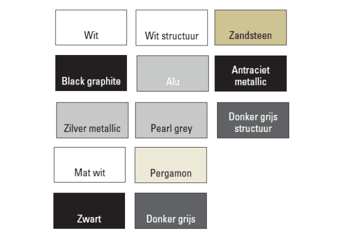 Designradiator Boss & Wessing Odro Gebogen met Zijaansluiting 76,4x58,5 cm 528 Watt Donkergrijs Structuur