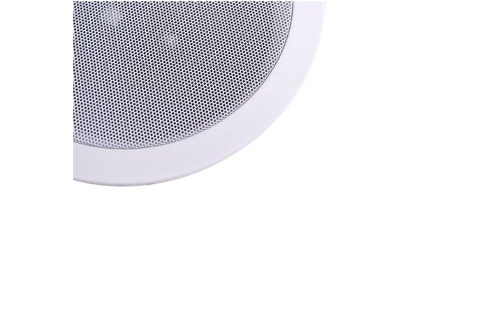 Waterbestendige Speaker Bluetooth Wit Rond Ø 23 cm (set van 2)