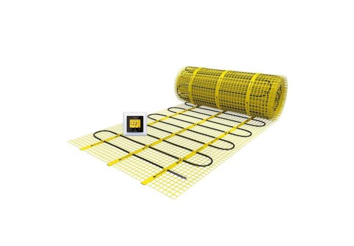 Elektrische Vloerverwarming Magnum Mat incl. Klokthermostaat 3 m2