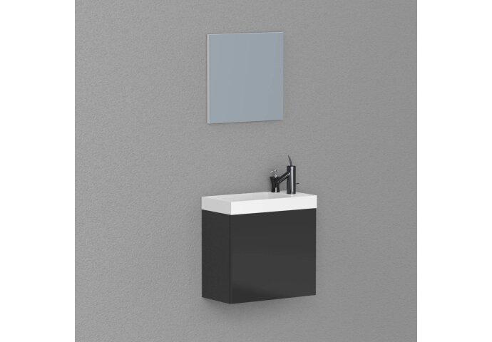 Spiegel Fonteinkast Paris 35x39x2 cm