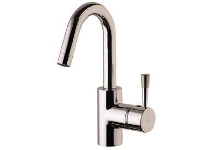 Wastafelmengkraan Cisal Pumpy PU0005002D RVS