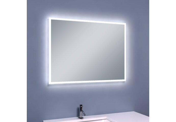 BWS LED Spiegel Rondom Dimbare Condensvrije 80x60 cm
