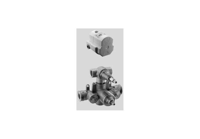 Cisal Inbouwdeel thermostaat met omsteller ZA01810004