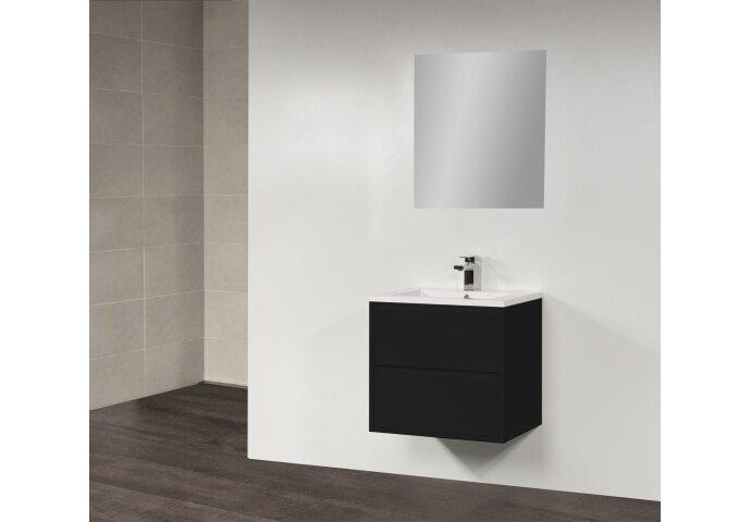 Badkamermeubel New Future 60 cm Zwart